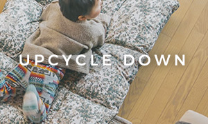 UPCYCLE DOWN